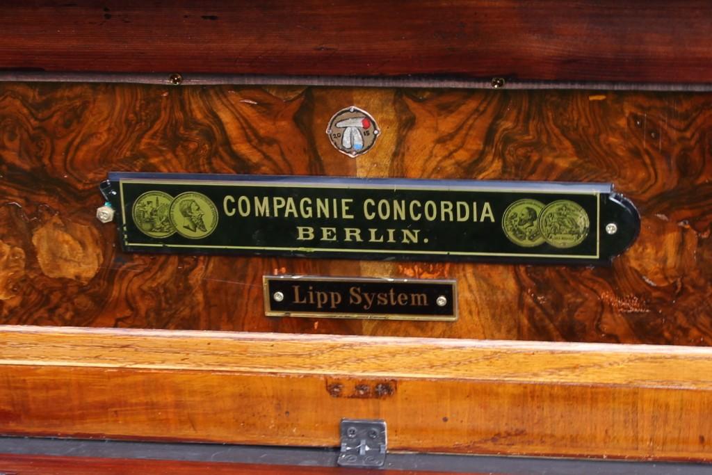 Compagnie Concordia: Berlin