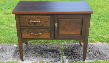 Sideboard Restoration.